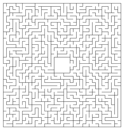 Maze Runner Printable | free coloring pages of maze runner