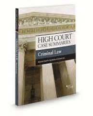 high court summaries on criminal procedure keyed to dressler and 6th books high court summaries on criminal keyed to kadish