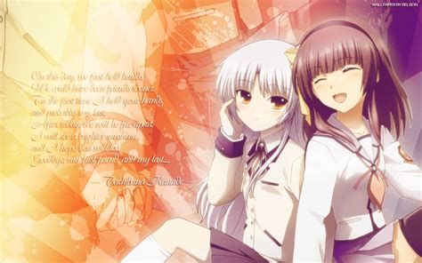 wallpapers pack 9 angel beats 2 僕はコエズミです
