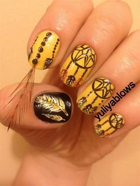 dream catcher design for nails 35 cool dream catcher nail designs for native american