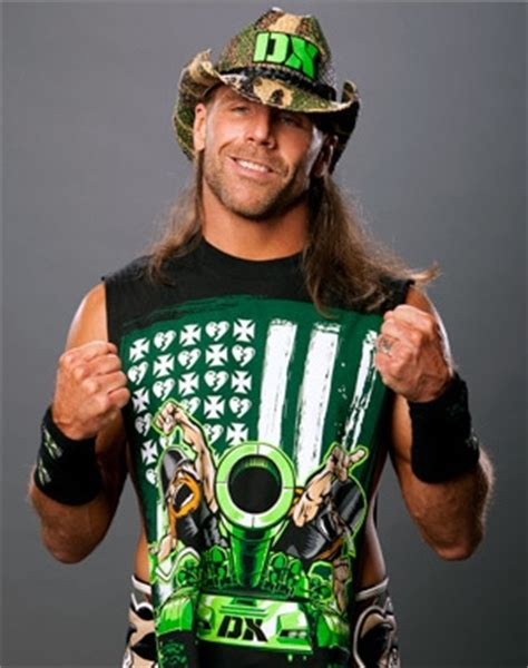 sport players shawn michaels
