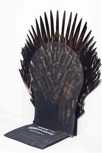 Iron Throne Chair by Transform Any Chair Into The Iron Throne Technabob