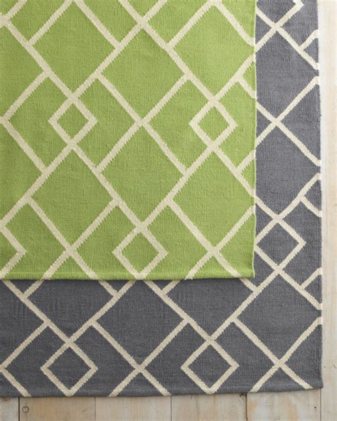 What Is A Flat Weave Wool Rug by Deco Flat Weave Wool Rug