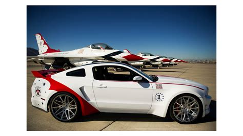 auto air conditioning repair 1993 ford mustang security system u s air force thunderbirds edition ford mustang celebrates aviation team s 60th anniversary
