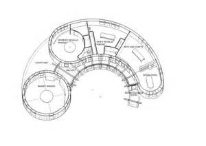 organic floor plan kumaran design pinoleville pomo nation art studio
