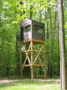 Layout Blind Seat Best 20 Tree Stand Hunting Ideas On Pinterest Log Wood