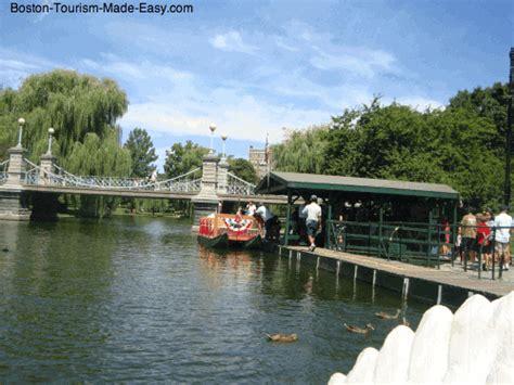 swan boats gif boston swan boats boston discount card attractions