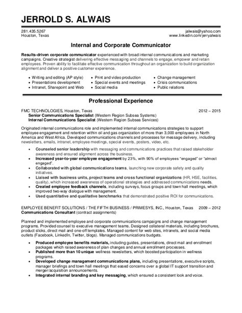 jerrold alwais resume communications 0429