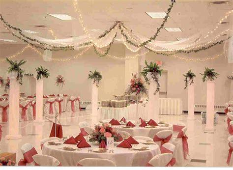 wedding decor ideas wedding decor tulle and twinkle lights weddings superweddings