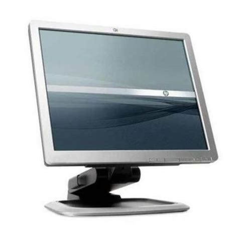 Monitor Hp 15 Inch hp l1740 17 inch lcd computer monitor screen resale addict