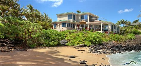 The House Kauai by House Parrish Kauai Oceanfront Rentals