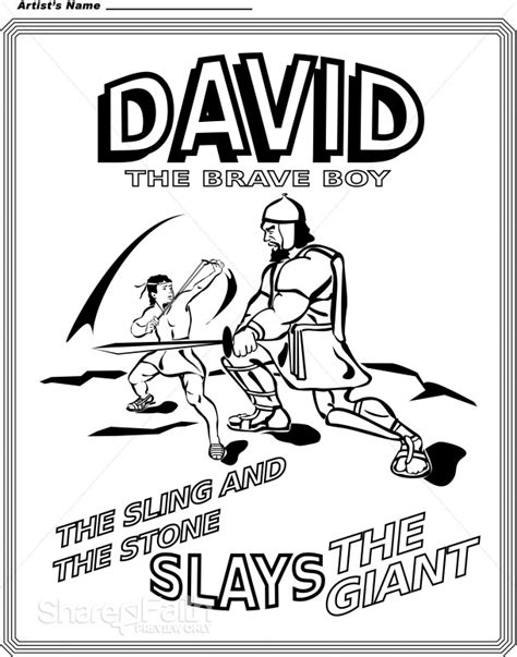 the way to brave shaping a david faith for today s goliath world books david the brave boy coloring page childrens church clipart