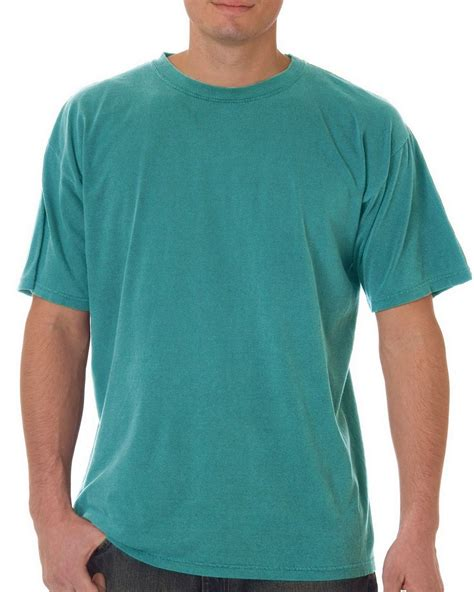 comfort colors seafoam comfort colors c5500 ringspun garment dyed t shirt