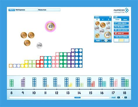 pattern activities interactive whiteboard 158 best images about maths numicon on pinterest number