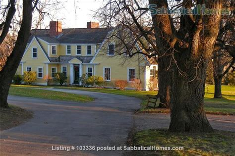 sabbaticalhomes home for rent concord massachusetts