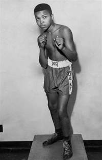 And Ali Childhood Pictures Boxer Muhammad Ali Mini Biography And
