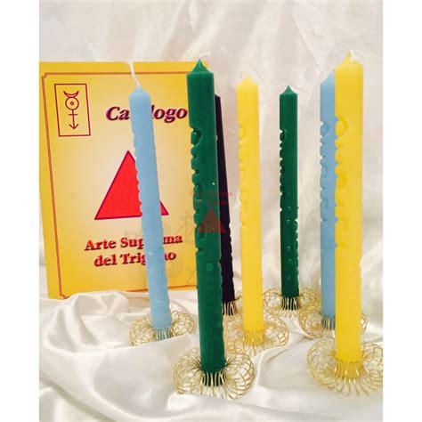 rituali con candele singole candele supremo rito di pan