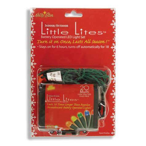 20 count micro mini battery operated christmas lights buy now