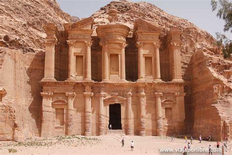 imagenes jordania jordania petra la impresionante ciudad de los nabateos