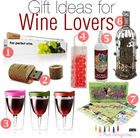 gift for lover gifts for wine