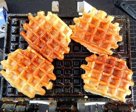 Waffle Cabin Waffle Recipe by Real Belgian Sugar Waffles Served N Fresh Cooked To Order Picture Of Waffle Cabin Lbny