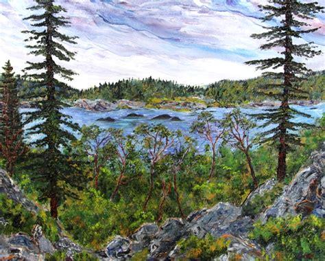Landscape Movements Herschel Payne