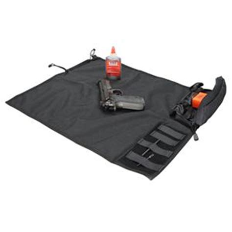 Handgun Cleaning Mat by Css Condor Outdoor Roll Up Gun Cleaning Mat