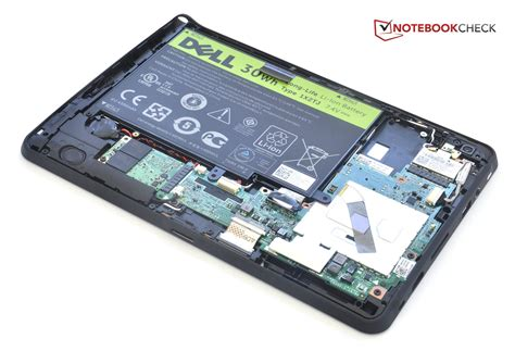 Review Dell Latitude ST LST01 Tablet/MID   NotebookCheck