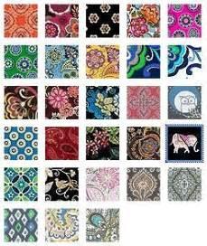 pattern names vera bradley love it expression fashion pinterest