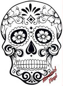 dia de los muertos skull template 22 new dia de los muertos tattoos designs