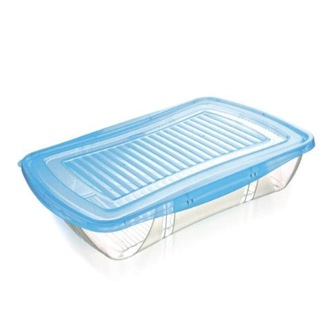 Clip Fresh Food Storage 3 Buah Pink 2012 plate racks uk snips fresh container 1 0 litre rectangular clear plastic containers set of 3
