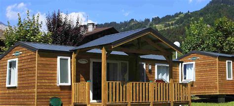 le cottage mobile home rentals rentals cing grand bornand