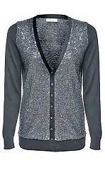 Special Selena Glitter Cardigan fashion special evening cover ups from sparkle to snuggle these layers will guarantee