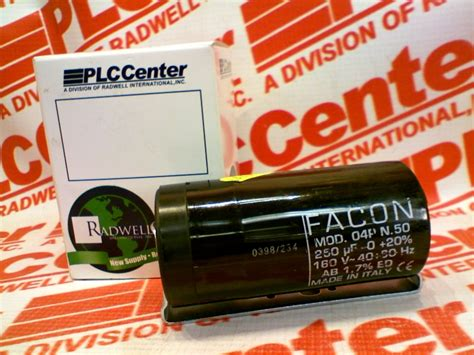 facon capacitor for sale 04p n 50 by facon buy or repair at radwell radwell ca