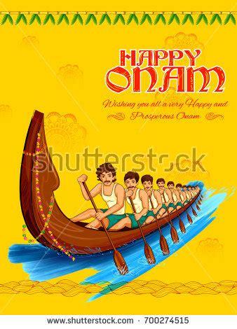 drawing of boat race in kerala onam festival boat race png transparent onam festival boat