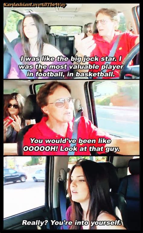 bruce jenner comes out the closet on kuwtk 27 bruce jenner quotes that make quot keeping up with the