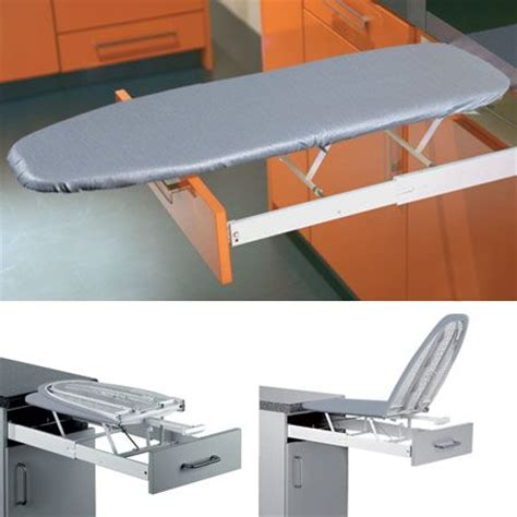 Built In Ironing Board Drawer by Ironfix Built In Ironing Board Pull Out Drawer