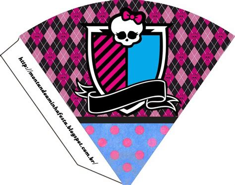 monster high printable party decorations monster high invitations and party free printables