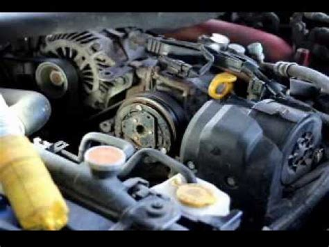 automotive air conditioning repair 2010 subaru forester free book repair manuals diy repair ac compressor clutch on subaru impreza and forester 08 10 youtube