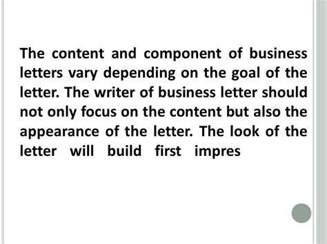 proper business letter format sle with letterhead