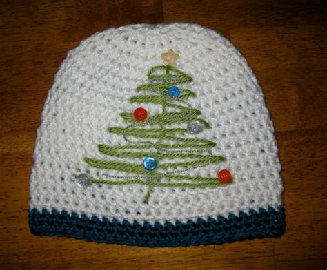christmas tree crochet hat crochet hats pinterest