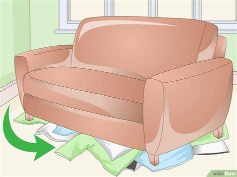 tingere divano come tingere un divano in pelle 10 passaggi