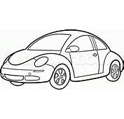 Free Coloring Pages Of Vw Bug