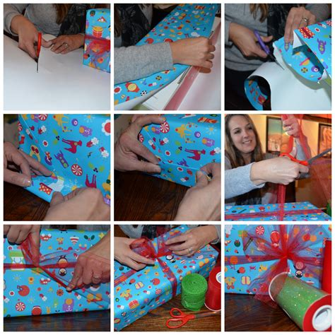 Gift Wrapping Techniques Bows - make it yourself monday gift rapping tips gift ideas holiday gifts guide