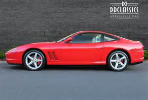 Maranello For Sale 575m Maranello F1 Lhd