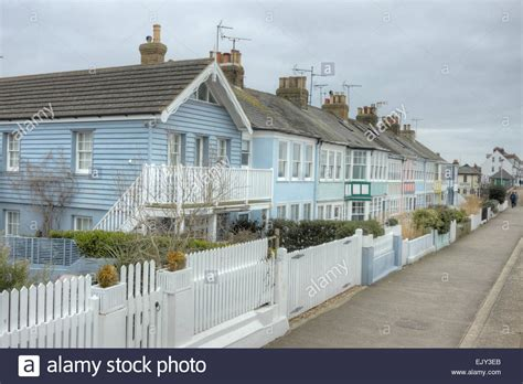 buy house whitstable sea front houses whitstable kent victorian seaside terrace stock photo royalty free