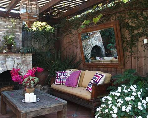 romantic backyard patio design ideas rilane