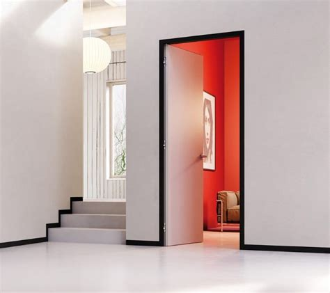 cartongesso porta parete in cartongesso con porta free parete in