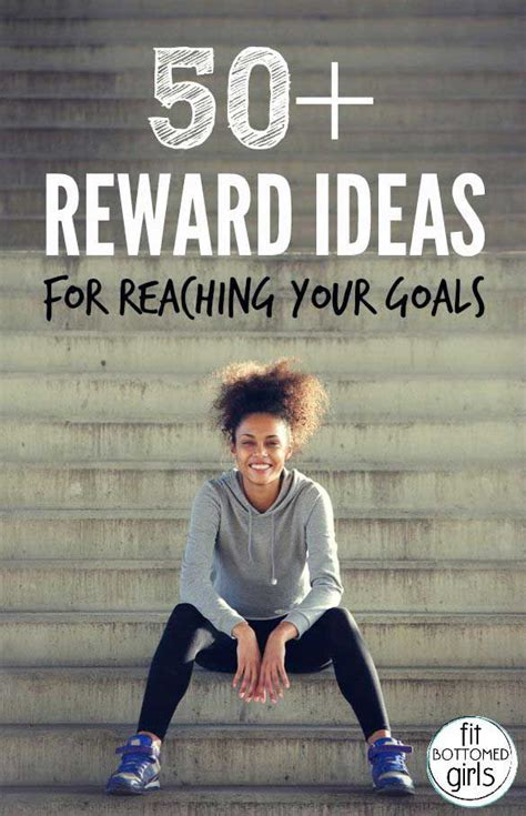 Ways To Reward Yourself For Weight Loss by 50 Reward Ideas For Reaching Your Goals Awesome Reward