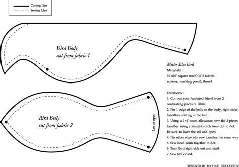 bird mobile template bird mobile pattern and begonias jpg 1600 215 1124